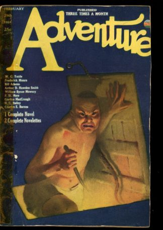 Adventure - 02/29/24 - Condition: FA-G - Ridgway