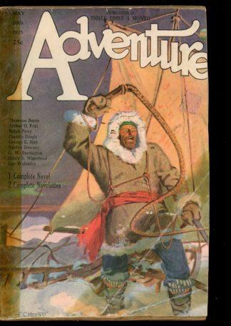 Adventure - 05/20/25 - Condition: FA-G - Ridgway