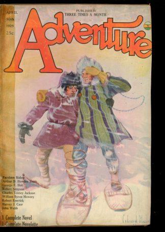 Adventure - 04/30/25 - Condition: FA-G - Ridgway
