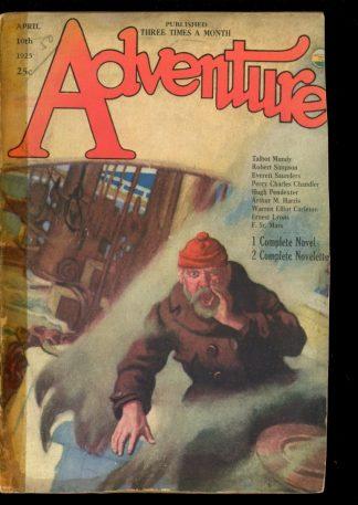 Adventure - 04/10/25 - Condition: FA-G - Ridgway