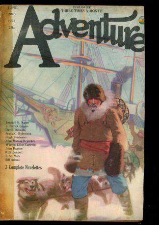 Adventure - 06/20/25 - Condition: FA-G - Ridgway