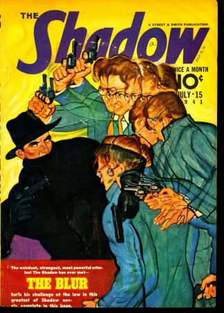 Shadow Magazine - 07/15/41 - Condition: FN - Street & Smith Publications