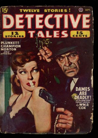 Detective Tales - 09/46 - Condition: G - Popular