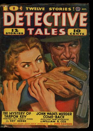 Detective Tales - 08/42 - Condition: VG - Popular
