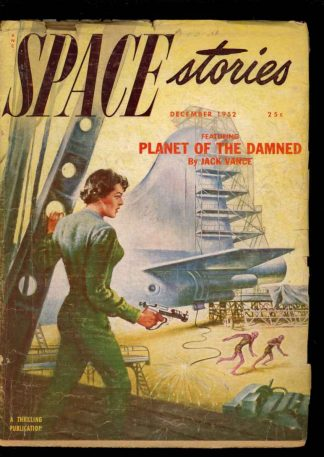 Space Stories - 12/52 - Condition: VG - Thrilling