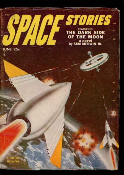 Space Stories - 06/53 - Condition: VG-FN - Thrilling