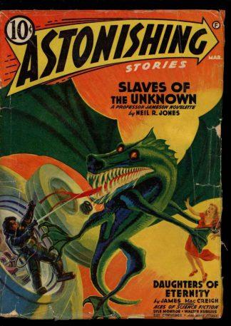 Astonishing Stories - 03/42 - Condition: VG - Popular