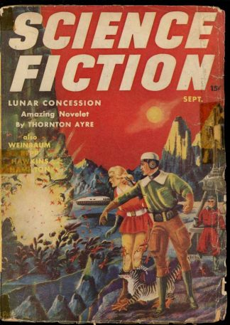 Science Fiction - 09/41 - Condition: G - Columbia