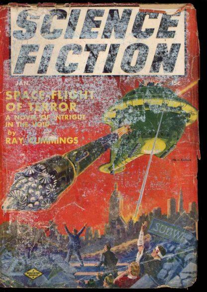 Science Fiction - 01/41 - Condition: FA - Columbia