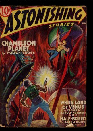 Astonishing Stories - 02/40 - Condition: G - Popular