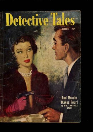 Detective Tales - 03/51 - Condition: VG - Popular