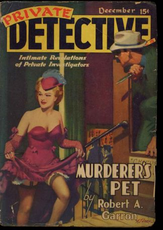Private Detective Stories - 12/40 - Condition: VG - Trojan
