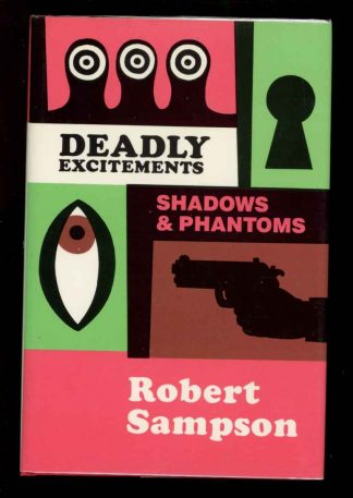 Deadly Excitements: Shadows & Phantoms - 1st Print - -/89 - FN/FN - 74-104516