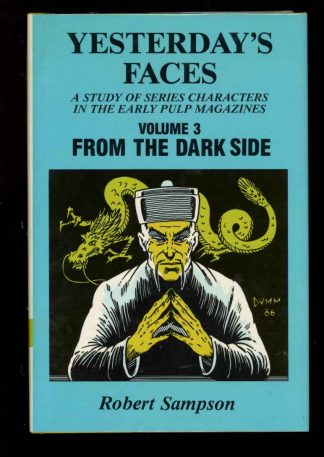 Yesterday's Faces: From The Dark Side - VOL. 3 - 1st Print - -/87 - FN/FN - 74-104519