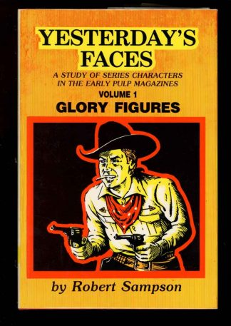 Yesterday's Faces: Glory Figures - VOL. 1 - 1st Print - -/83 - FN/FN - 74-104521