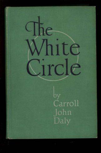 White Circle - 1st Print - -/26 - VG - 74-104539