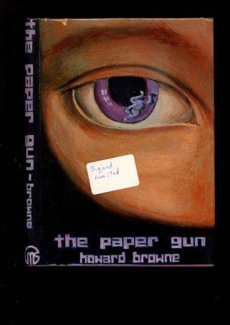 Paper Gun - 1st Print – Signed - 10/85 - FN/FN - 74-104544