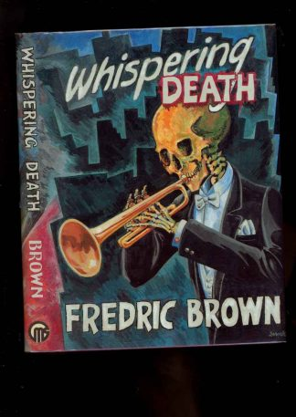 Whispering Death - 1st Print – Limited - 01/89 - FN/FN - 74-104553