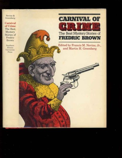 Carnival Of Crime - 2nd Print - -/85 - NF/VG - 74-104567