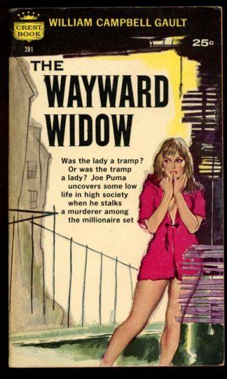 Wayward Widow - 1st Print - #281 - 03/59 - NF - 74-104573