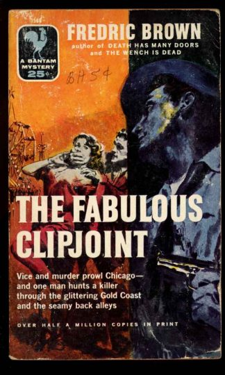 Fabulous Clipjoint - 4th Print - #1566 - -/57 - G-VG - 74-104583