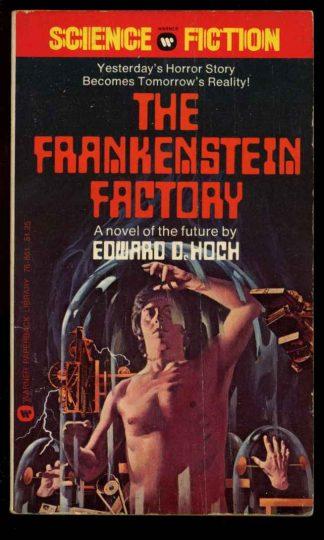 Frankenstein Factory - 1st Print - 07/75 - G-VG - 74-104584