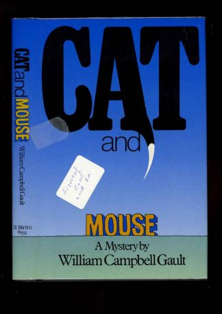 Cat And Mouse - 1st Print – Signed - -/88 - FN/FN - 74-104587