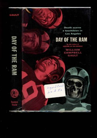 Day Of The Ram - 1st Print – Signed - -/56 - NF/NF - 74-104594
