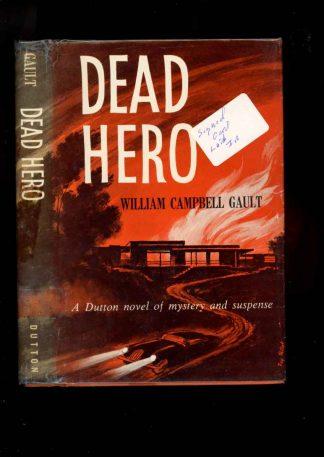 Dead Hero - 1st Print – Signed - -/63 - G+/VG - 74-104595