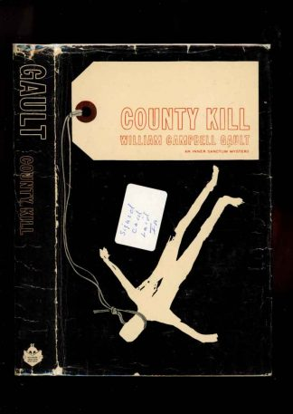 County Kill - 2nd Print – Signed - -/62 - G+/G+ - 74-104599