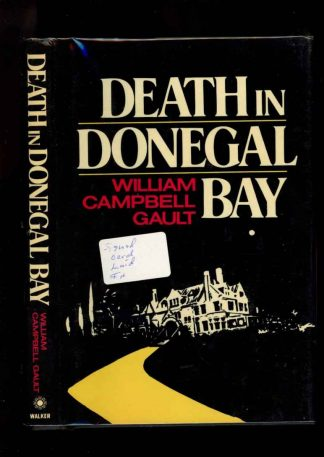 Death In Donegal Bay - 1st Print – Signed - -/84 - FN/FN - 74-104601