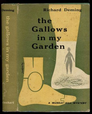 Gallows In My Garden - 1st Print - -/52 - VG/VG - 74-104603
