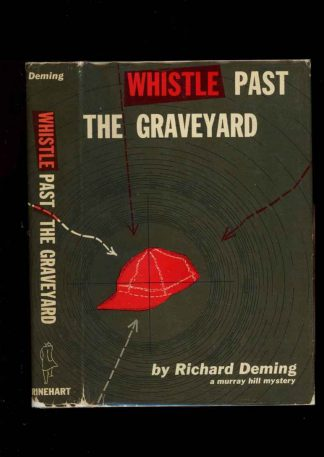 Whistle Past The Graveyard - 1st Print - -/54 - VG/G+ - 74-104604