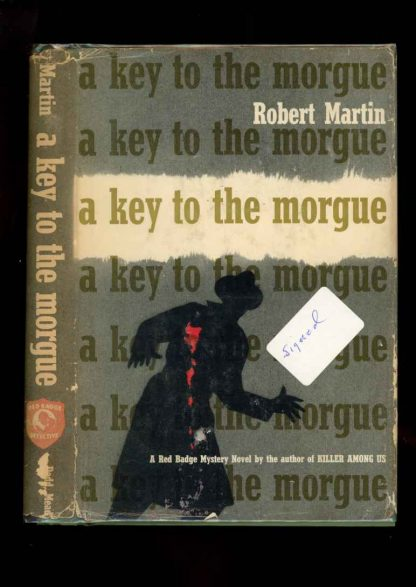 Key To The Morgue - 1959 – Signed - -/59 - NF/G - 74-104609