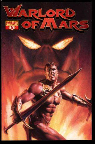 Warlord Of Mars - #5 – CVR C - 03/11 - 9.4 - 83-45551