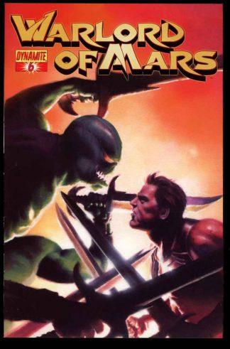 Warlord Of Mars - #6 – CVR C - 04/11 - 9.4 - 83-45569