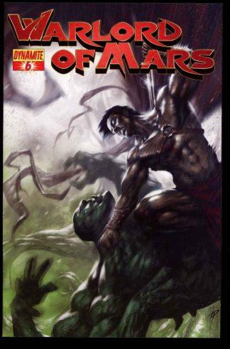 Warlord Of Mars - #6 – CVR B - 04/11 - 9.4 - 83-45570