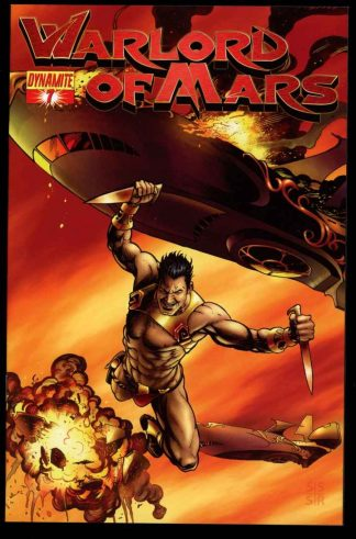 Warlord Of Mars - #7 – CVR C - 06/11 - 9.4 - 83-45571