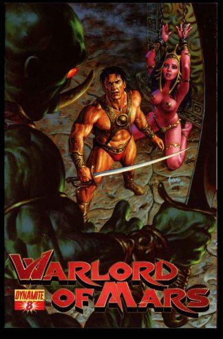 Warlord Of Mars - #8 – CVR A - 07/11 - 9.6 - 83-45575