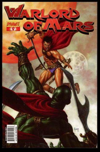 Warlord Of Mars - #9 – CVR A - 09/11 - 9.6 - 83-45576