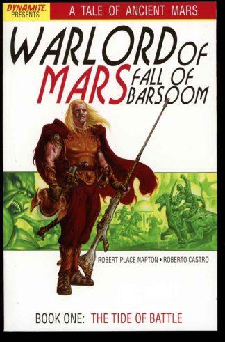 Warlord Of Mars: Fall Of Barsoom - #1 – CVR A - 07/11 - 9.6 - 83-45591