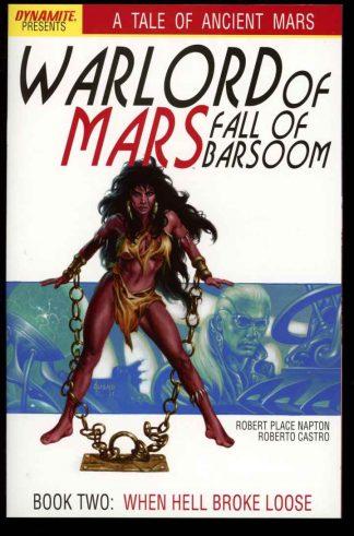 Warlord Of Mars: Fall Of Barsoom - #2 – CVR A - 08/11 - 9.6 - 83-45592
