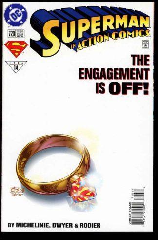 Action Comics - #720 - 04/96 - 9.6 - 10-104633