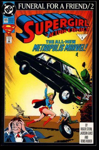 Action Comics - #685 - 01/93 - 9.2 - 10-104635