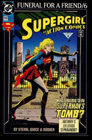 Action Comics - #686 - 02/93 - 9.2 - 10-104636
