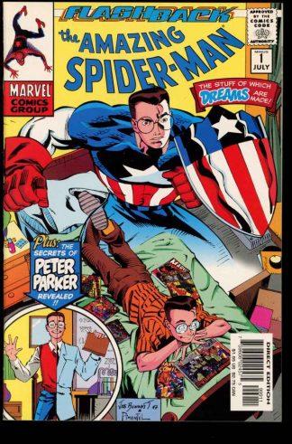 Amazing Spider-Man - #-1 - 07/97 - 9.4 - 10-104671