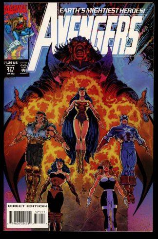 Avengers - #371 - 02/94 - 9.2 - 10-104697