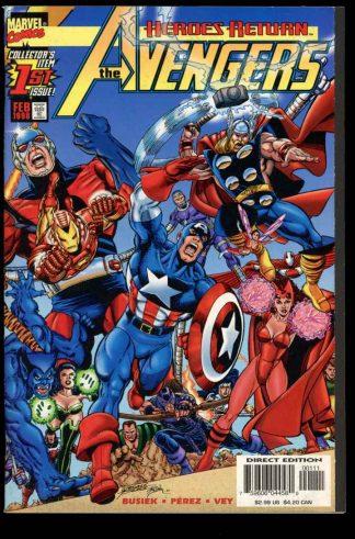 Avengers - #1 - 02/98 - 9.2 - 10-104698