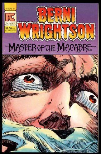 Berni Wrightson: Master Of The Macabre - #1 - 06/83 - 9.2 - 10-104711