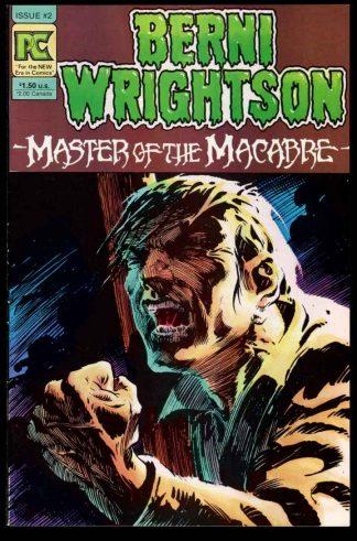 Berni Wrightson: Master Of The Macabre - #2 - 08/83 - 9.4 - 10-104712